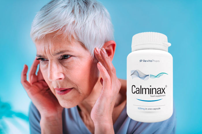 calminax integratore acufene